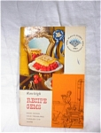 1964 Rawleigh Anniversary Recipe Gems