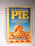 1984 The Great American Pie Book /choate