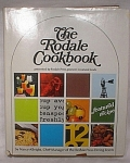 The Rodale Cookbook By Nancy Albright 1973