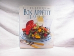 The Flavors Of Bon Appetit 1999 Hard Cover Dust Jacket