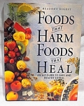 Foods That Harm Foods That Heal Hc 1997