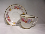 Adderley Bone China Cup & Saucer Set