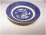 Homer Laughlin China Blue Willow Saucer