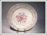"Cronin China Company 10"" Dinner Plate"