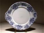 Teilby England Platter H&k Semi-porcelain