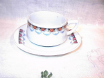 Japan Small Cup And Saucer