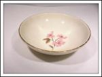Knowles Pink Dogwood Dessert Bowl