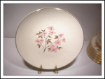 Knowles Pink Dogwood Dinner Plate