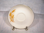Edwin Knowles Golden Wheat Saucer