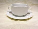 Mammoet Hotel Porselein Cream Soup W/liner