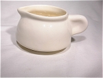 Usa 057 Ivory Individual Creamer