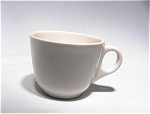 Tepco Restaurant Ware Small White Cup