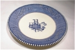 Royal China Currier & Ives Saucer