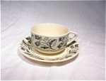 Royal China Sonya Cup And Saucer 1950s