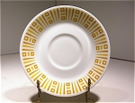 Syralite Saucer By Syracuse Very Good Condition