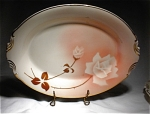 Syracuse Madame Butterfly #12 Platter/mint