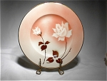 Syracuse Madame Butterfly #6 Salad Plate/mint