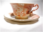 Syracuse Madame Butterfly Cup/saucer/mint