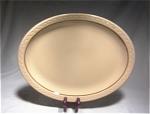 Syracuse China Econo-rim Large Oval Platter