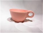 Vintage Russel Wright Residential Cup/salmon