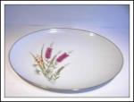 Yamato China Made In Japan Oval Platter