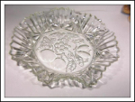 Federal Glass Pioneer Line#2806 Crystal Bowl
