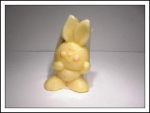 Hallmark Easter Bunny Candle Excellent