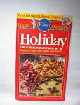 1992 Dec #142 Pillsbury Holiday Cookbook Magazine