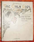 The Only Girl Song Book - Joe Weber