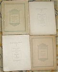 4 Piano Song Books - Sonatas, Mozart Grieg