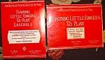 2 J Thompson Little Fingers Song Books