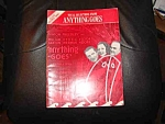 Anything Goes Vocal Selections Song Book