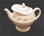 Wedgwood Harlech China, Teapot