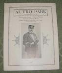 Al-tro Park, Albany, Ny Sheet Music, Gennaro