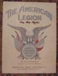 American Legion March Sheet Music