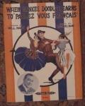 Wwi Sheet Music, Yankee Doodle