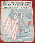 Dear Old Glory, Grandest Flag Sheet Music