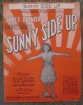 Sunny Side Up Sheet Music, Janet Gaynor