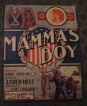 Patriotic Sheet Music - Mamma's Boy