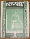 Along Rocky Road To Dublin, Blanche Ring