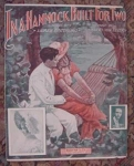 Sheet Music, In A Hammock Built For Two
