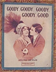 I Berlin Sheet Music, Goody Goody Good