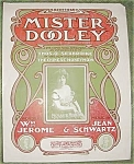 Mister Dooley Sheet Music, Chinese Honeymoon