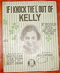 Knock The L Out Of Kelly Sheet Music, Irish