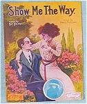 Show Me The Way Sheet Music, G. Bloom