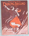 Dancing Around Sheet Music By Joe Mccarthy