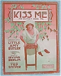 Amy Butler Sheet Music, Kiss Me Irving Berlin