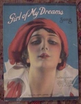 Pretty Girl Sheet Music, Great Litho