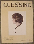 Guessing Sheet Music, Pretty Girl, F Manning