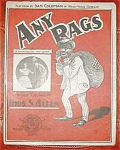 Any Rags, Rag Sheet Music, Allen